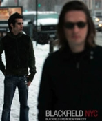 Cover: Blackfield: NYC - Live In New York City