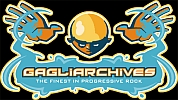 The Gagliarchives Logo